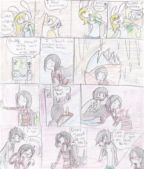 Marcelines Closet by Marcelines Closet Pg 22 By Cautionnman On Deviantart