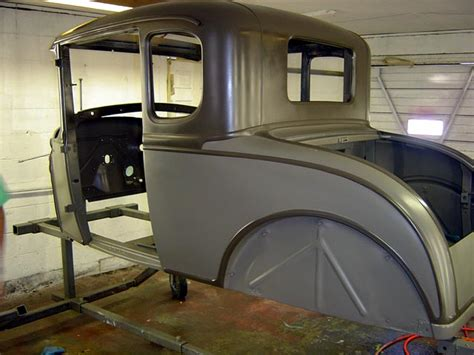 ford model  coupe restoration