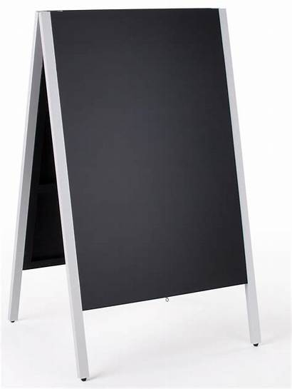 Chalkboard Frame Chalk Writing Board Messages Using