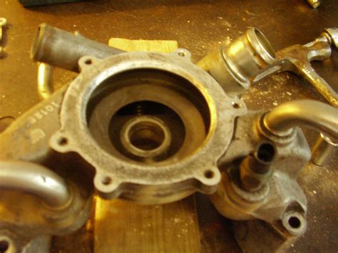 lt waterpump rebuild mechanical seal info camaro forums chevy camaro enthusiast forum