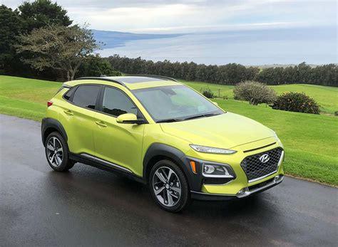 First Drive 2018 Hyundai Kona Thedetroitbureaucom