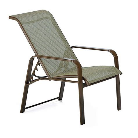 winston seagrove ii sling adjustable chair outdoor