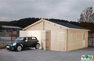 Tür Garage Haus : garage wolff 44 b holzgarage doppelgarage bausatz seitliche t r fenster holz angebot ~ Sanjose-hotels-ca.com Haus und Dekorationen