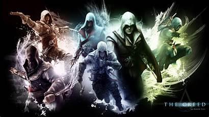 Creed Assassin Desktop