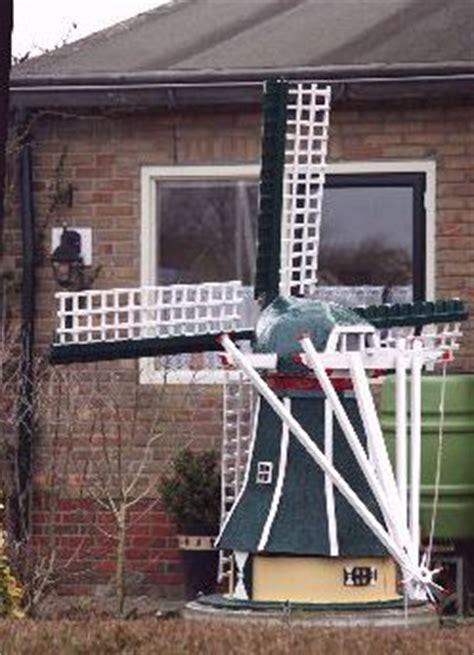 windmill kits  plans  garden   build diy