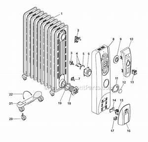 Delonghi Ew7707cb Parts List And Diagram   Ereplacementparts Com