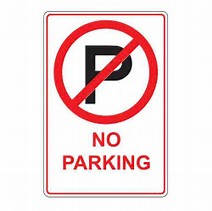 Image result for no parking clip art