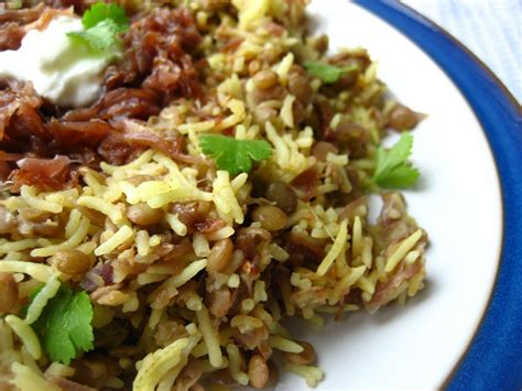 Now comes the special step which makes this dish taste different from rest of the common rice recipes. Home Cooking In Montana: Mujaddara...A Middle-Eastern Rice ...