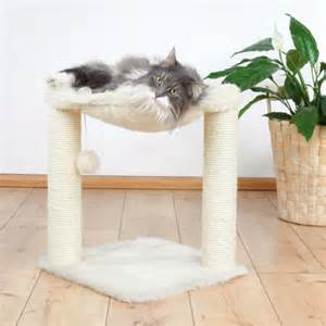 cat tower with hammock bizzy scratching post cat hammock tree