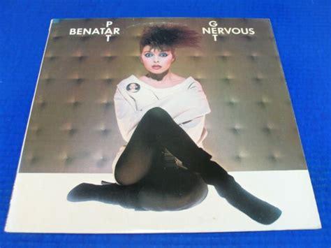 Pat Benatar - Get Nervous - 1982 Rock LP EX VINYL Record ...
