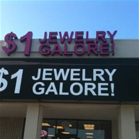 1 Dollar Jewelry Galore  Closed  Jewelry  Dallas, Tx
