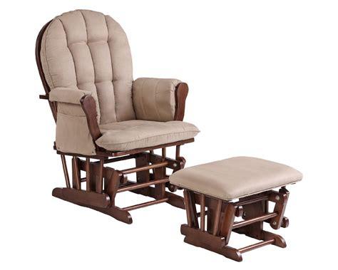 glider rocker with glider ottoman baby gliders find comfortable glider rocking chairs at kmart
