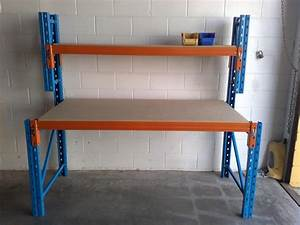 Workbenches Long Span Work Benches Pallet Racking Work