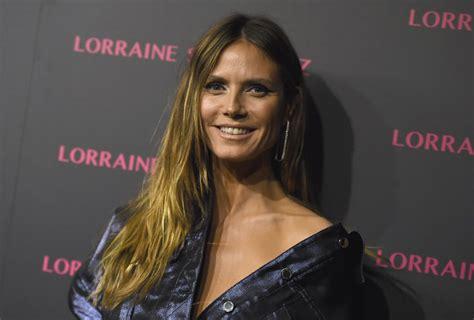 Heidi Klum Lorraine Schwartz Eye Bangles Collection Launch