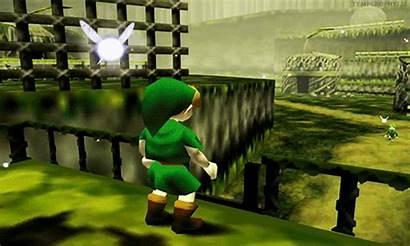 Zelda Kokiri Ocarina Forest Link Legend Saria