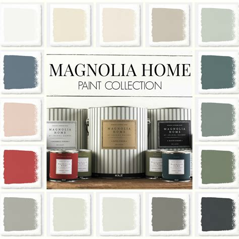 joanna gaines paint color choices magnolia market paint colors swamijane style
