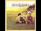 Out Of Africa | Soundtrack Suite (John Barry) - YouTube