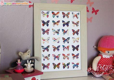 louise cuisine diy un joli cadre papillons avec la recup 39 d 39 une de ses