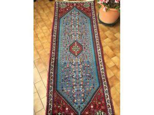 passatoie persiane tappeti inlana asnnodati a mano passatoie posot class