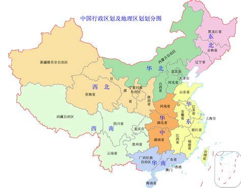 中国:中国省份分界地图_中国地图查询