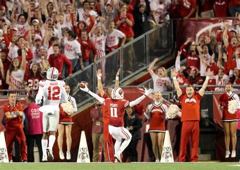 Wisconsin's home-field advantage actually helped Ohio ...