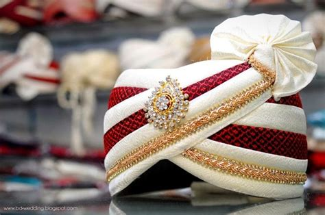 Wedding Accessories For Indian Groom : Wearing Sehra At Barat A Traditional Custom In Pakistan