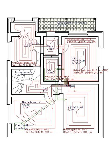bodenaufbau fußbodenheizung neubau ratgeber zur fu 223 bodenheizung im neu und altbau