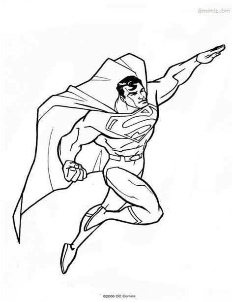 Lovely Super Kahramanlar Boyamasy Sayfalari
