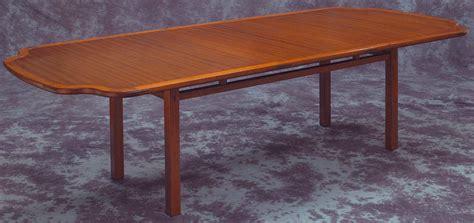 tsuba dining table darrell peart furnituremaker