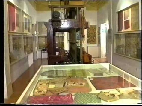 Museo Della Tappezzeria Museo Storico Didattico Della Tappezzeria Villa Spada 1992