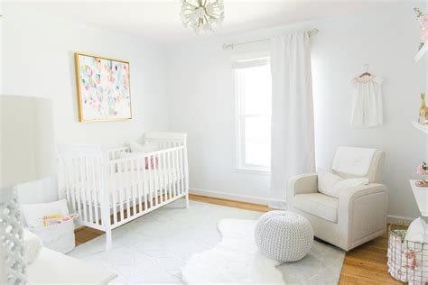 baby s nursery reveal olive and tate