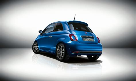 Fiat New Models by New Fiat 500s Debuts At The 2016 Geneva Motor Show Press