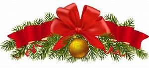 Transparent Pine Christmas Decoration PNG Clipart ...
