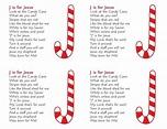 25+ unique Candy cane poem ideas on Pinterest   Parent ...
