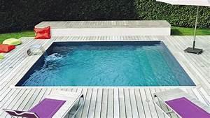 bien choisir la taille de sa petite piscine en bois ou With wonderful plage piscine pierre naturelle 7 les piscines de forme libre