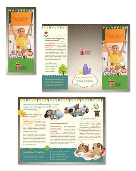 templates preschool and tri fold brochure on 871 | 0115b3f7cb4cc74852f324aeca175f67