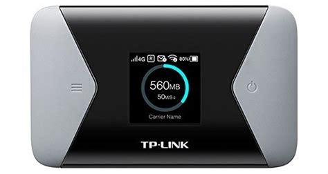 wlan router mit sim karte tp link m7310 4g lte mobiler wlan router test