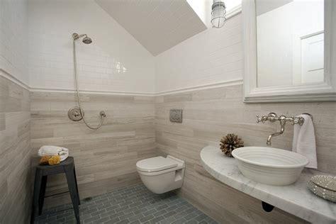 wheelchair accessible bathroom Bathroom Contemporary with
