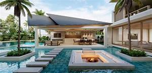 Modern, Thai, House
