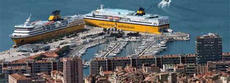 renseignements gps carte itineraires port de toulon
