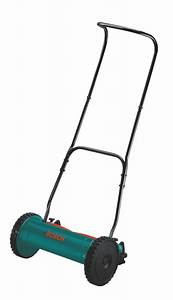 Bosch Ahm38g Manual Lawn Mower