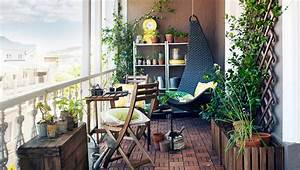 Table Balcon Ikea : balcony decorating ideas 10 things to buy for a balcony balcony garden web ~ Teatrodelosmanantiales.com Idées de Décoration