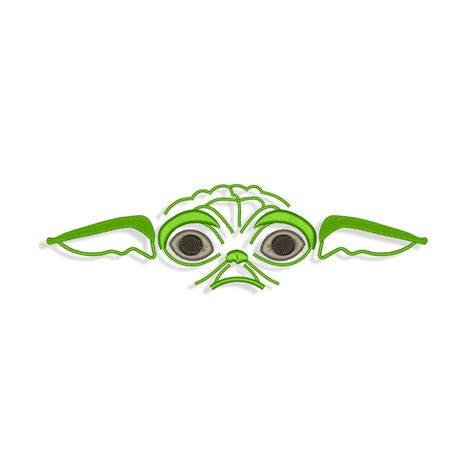 Baby yoda svg free cutting files for cricut silhouette free. Baby Yoda | Machine Embroidery designs and SVG files