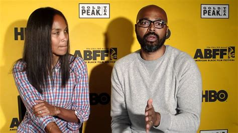ABFF 2012 - Mara Brock and Salim Akil - Hollywood Power ...