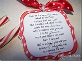 Candy cane poem, A staff and Like you on Pinterest