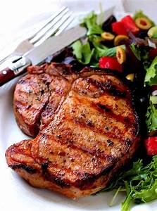 grilled pork chop marinade bunny 39 s warm oven