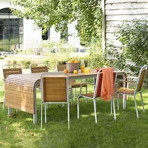 Promotion Salon De Jardin : mobilier jardin promo salon de jardin r sine tress e ~ Dailycaller-alerts.com Idées de Décoration