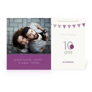 anniversaire mariage 30 ans invitation anniversaire mariage noces d 39 etain cardissime 10 ans de mariage c 39 est les noces