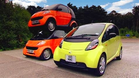 Vs Smart Car by Mitsubishi I Vs Decker Smart Car Tbt Fifth Gear