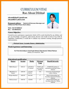 resume format microsoft word resume template easy http With how to open resume template in word